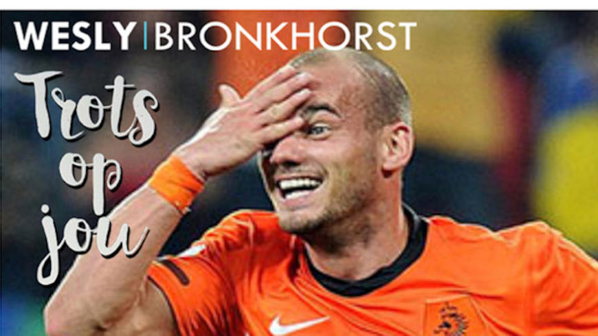 CD Wesley Bronkhorst over Wesley Sneijder