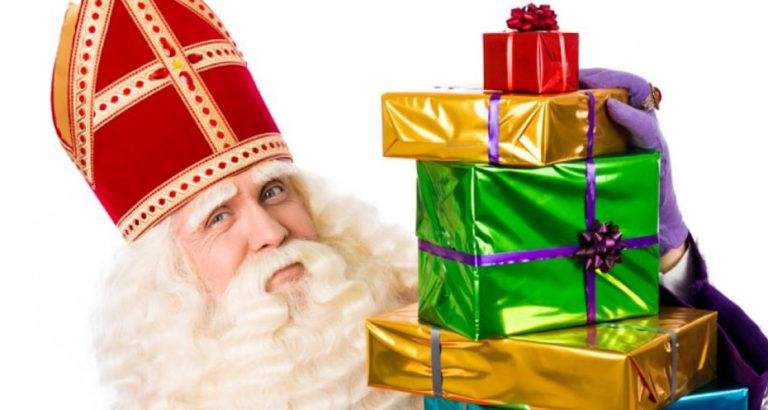 Sinterklaasfeest 28 november