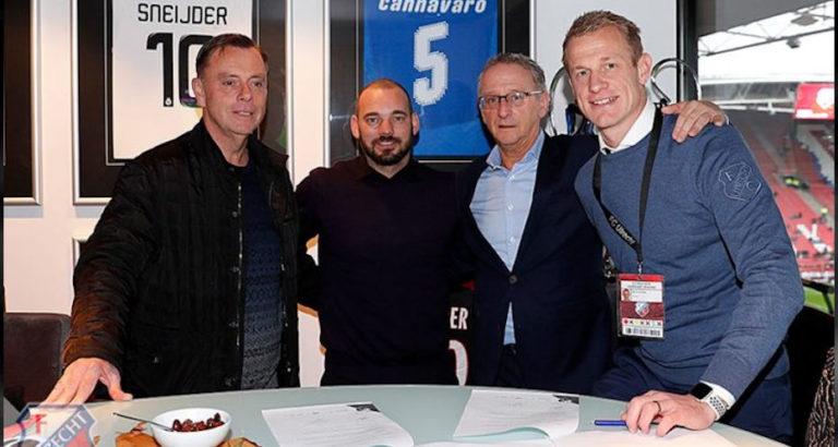 DHSC en FC Utrecht verlengen RAC-Overeenkomst